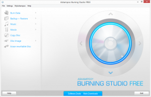 Ashampoo Burning Studio 19.0.1.5 Activation Key [Cracked] Free Download
