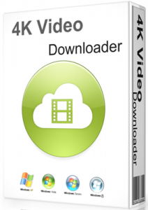 4K Video Downloader 4.4.3 Crack & License Code [Portable] Free