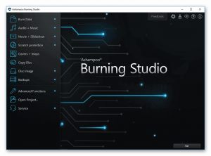 Ashampoo Burning Studio 21.6.0.60 Crack +Activation Key Full Version Free Download