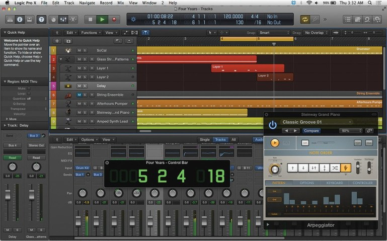 Logic Pro X 10.5 Crack With Serial Key Free Download