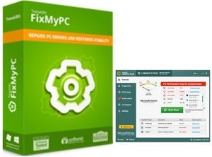 TweakBit FixMyPC 1.8.2.6 Crack + Activation Key Full Version Free Download