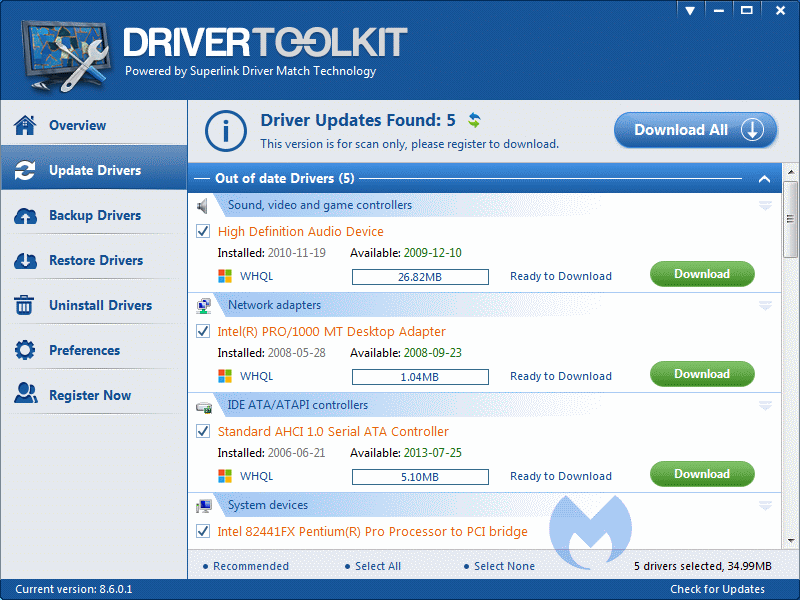 Driver Toolkit 8.6.0.1 Crack 2020 With Serial Key