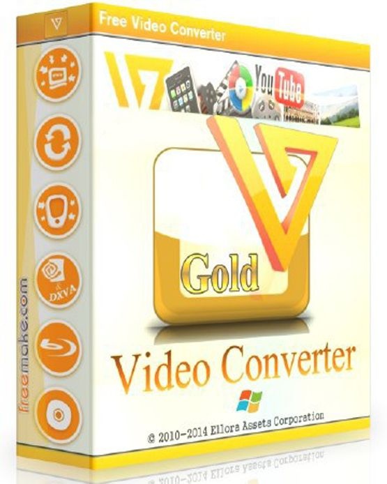 Freemake Video Converter Gold 4.1.11 Crack And Activation Code